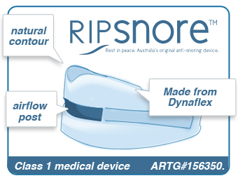 Anti Snoring Devices RIPsnore™ Is Leading The Way